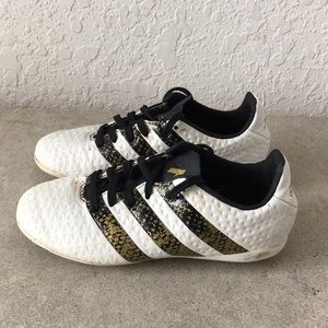 Kids Adidas soccer cleats size 13K